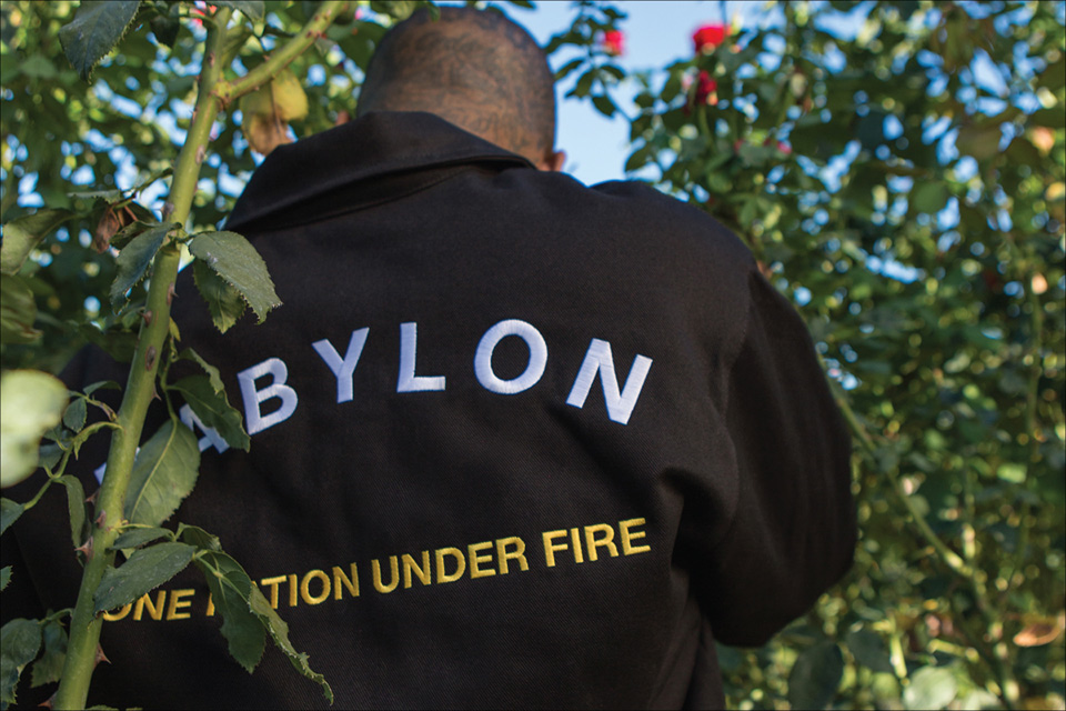 YG x BABYLON FW2016 Collection - TRENDS periodical
