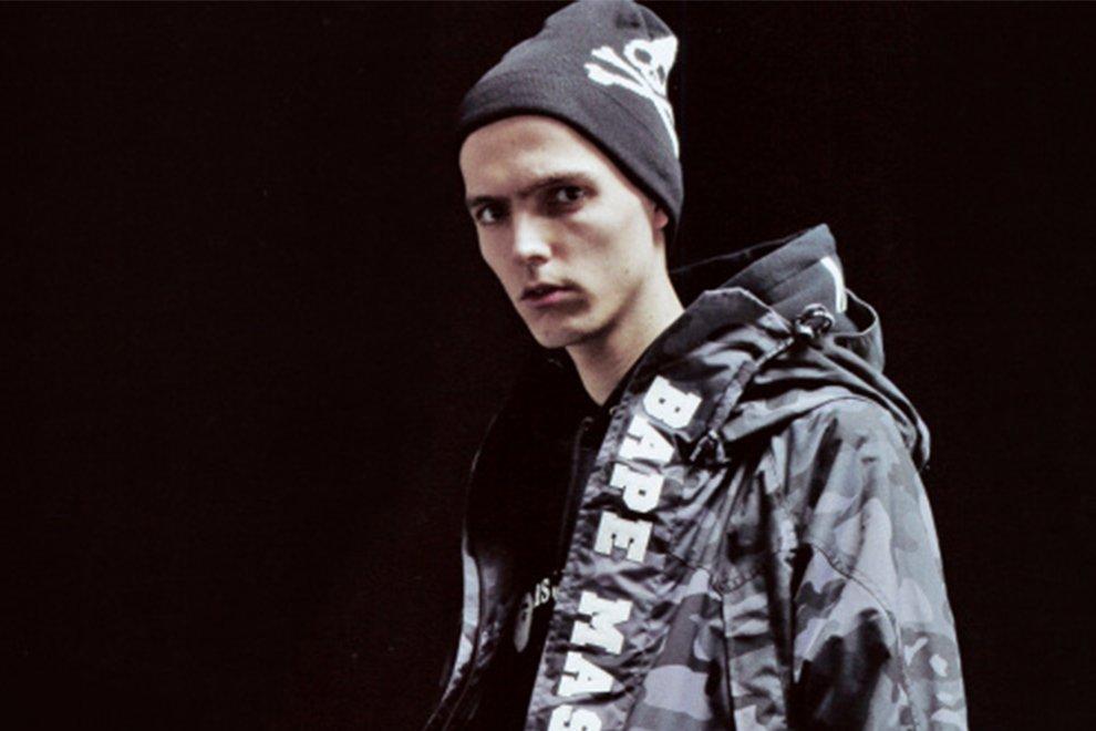 Cet hiver  sera «Dark»avec la nouvelle collection Bape X Mastermind JAPAN