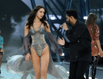 Bella Hadid & The Weeknd - TRENDS periodical