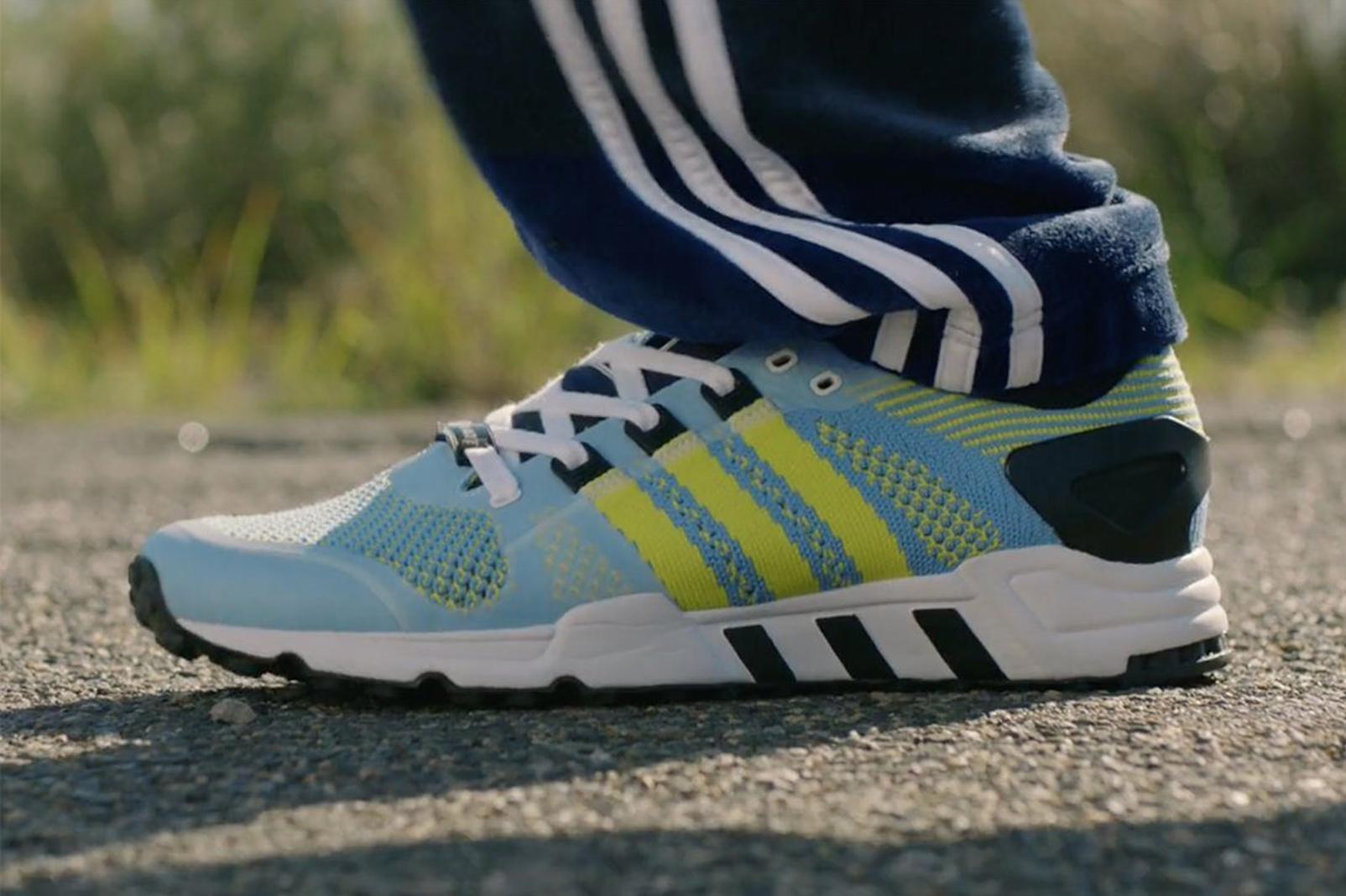 Palace s'essaye au running avec Adidas Originals