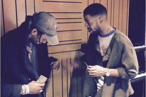 Kid Cudi et Travis Scott balancent la petite bombe « Baptized In Fire » !