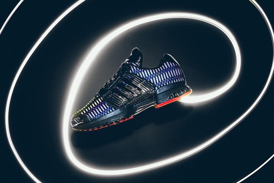 Adidas Consortium et Shoe Gallery développe une Climacool hyper futuriste