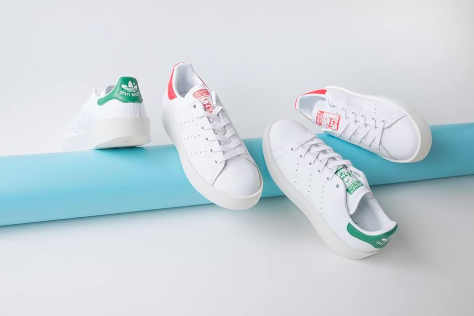 Adidas offre deux nouveaux coloris à la Stan Smith Bold