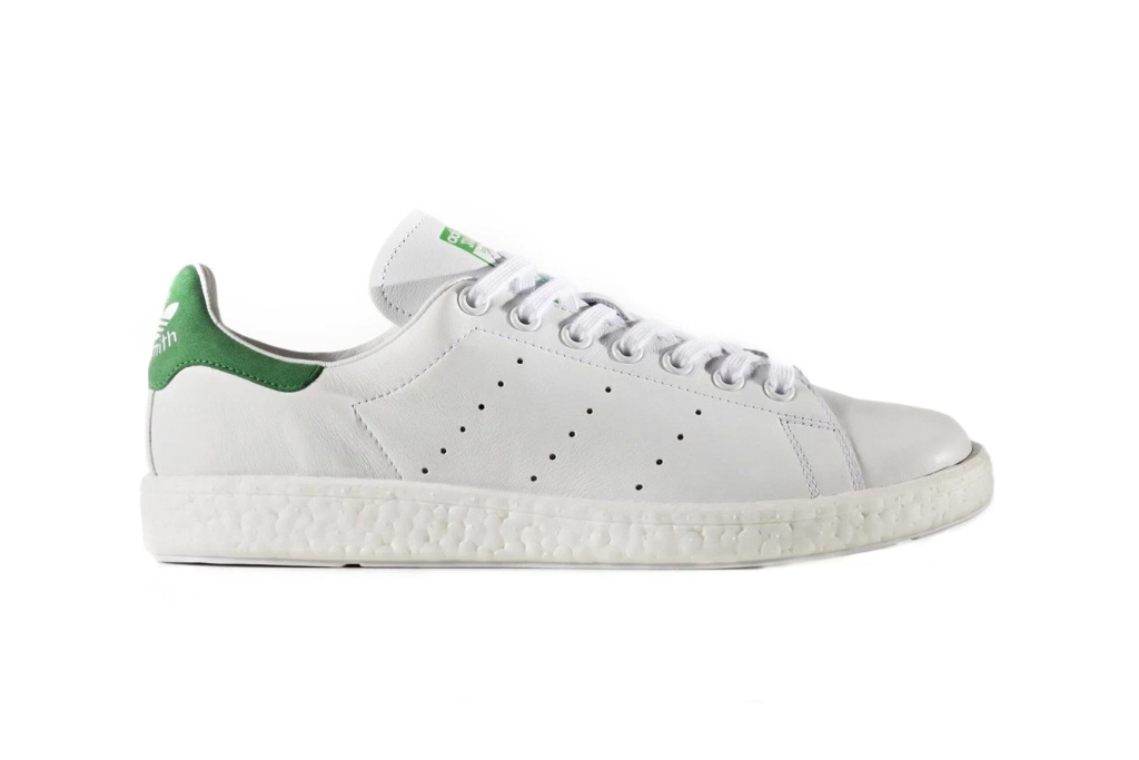 adidas Originals l'a fait : la Stan Smith BOOST !