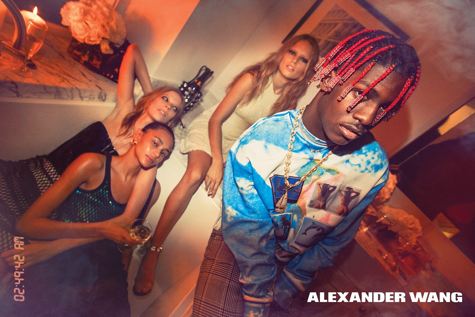 Lil Yachty et R. Kelly dans la nouvelle campagne d'Alexander Wang