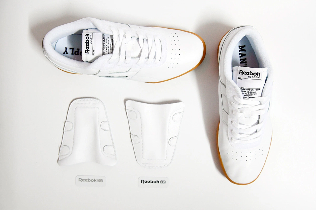 Reebok x BEAMS - TRENDS periodical
