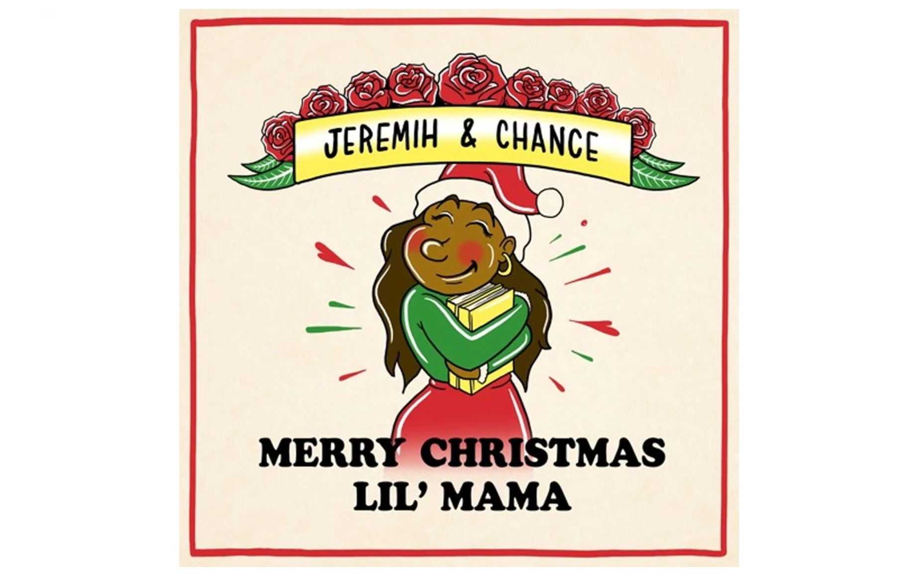 Les mixtapes de Noël s'enchaînent : Voici celle de Chance the Rapper & Jeremih