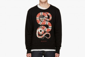 Gucci dévoile ce nouveau pull qui ravira tous les phobiques des serpents !