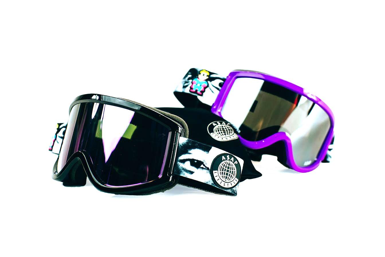 Cet Hiver, faîtes du ski avec le masque designé par l'A$AP Mob