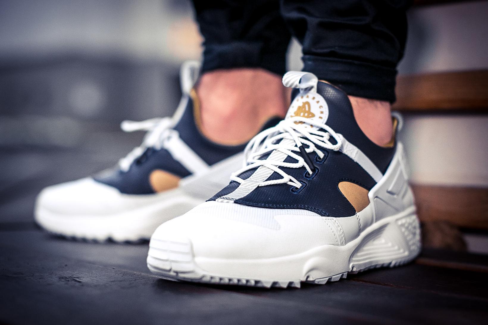 Découvrez la sublime Nike Huarache «Premium White»