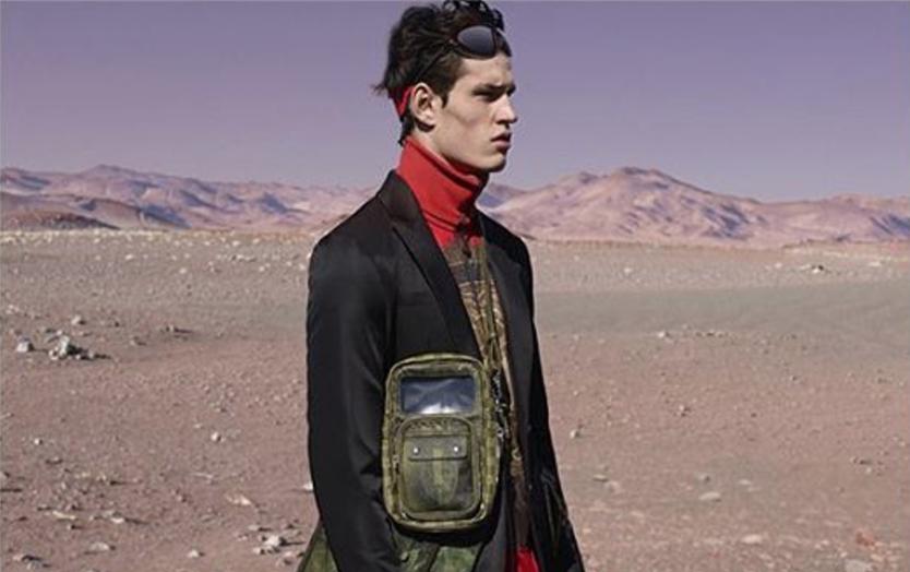Givenchy montre la diversité de ses créations dans sa dernière campagne SS17