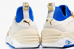 Découvrez la très jolie Sneakers76 x Puma Blaze Of Glory