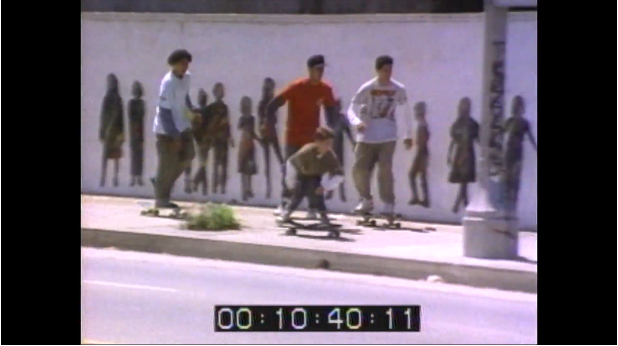 Les fans de Skateboard ont un nouveau documentaire : The L.A. Boys