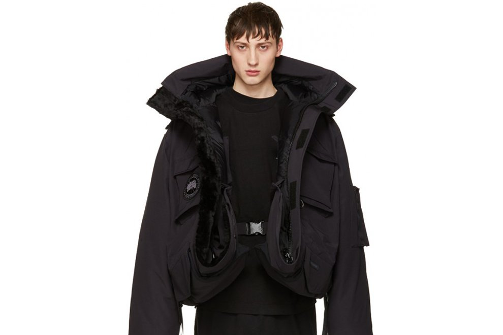 La collection démente de Vêtements x Canada Goose est désormais disponible