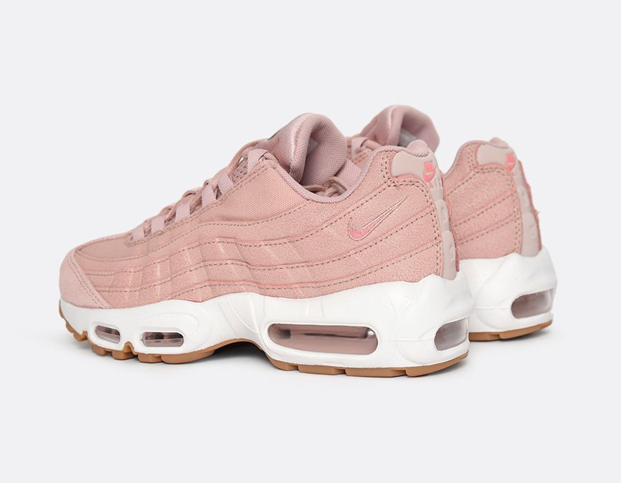 nike air max 95 rose pale,nike air max 95 prm oxford pink
