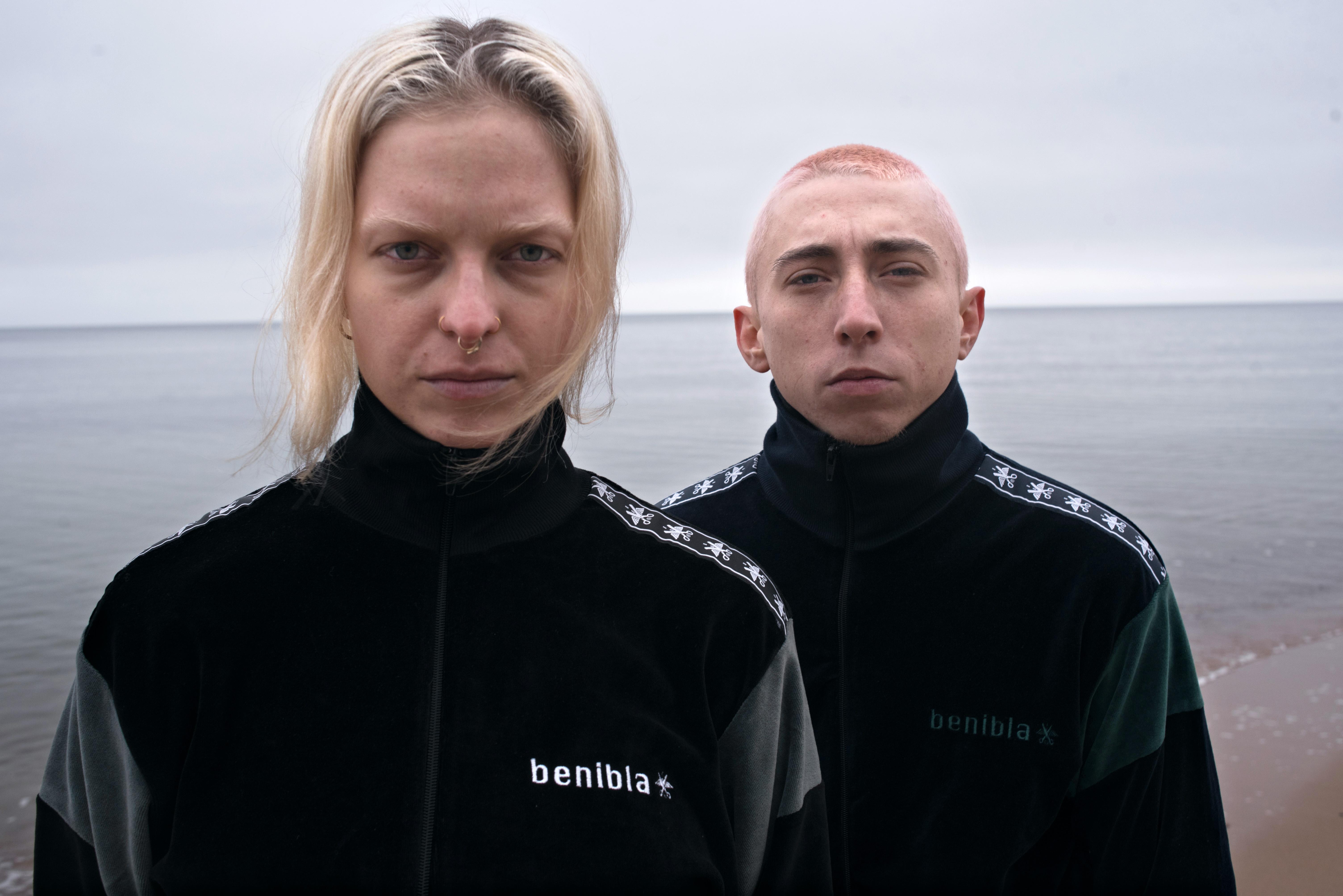 Benibla dévoile le lookbook de sa collection Hiver 2017 shooté en Suède