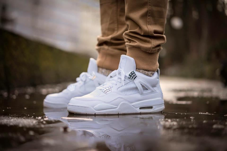 La Air Jordan 4 «Pure Money» de retour en mai