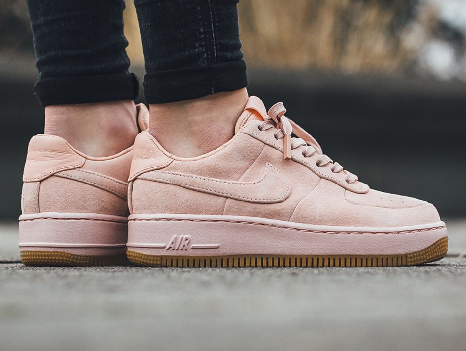 nike air force one en daim