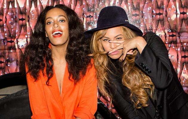 Beyoncé interroge sa soeur Solange pour le magazine «Interview»