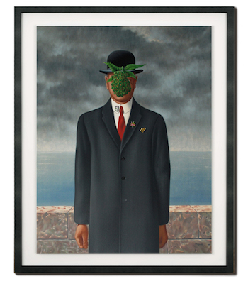 Magritte Son Of Weed