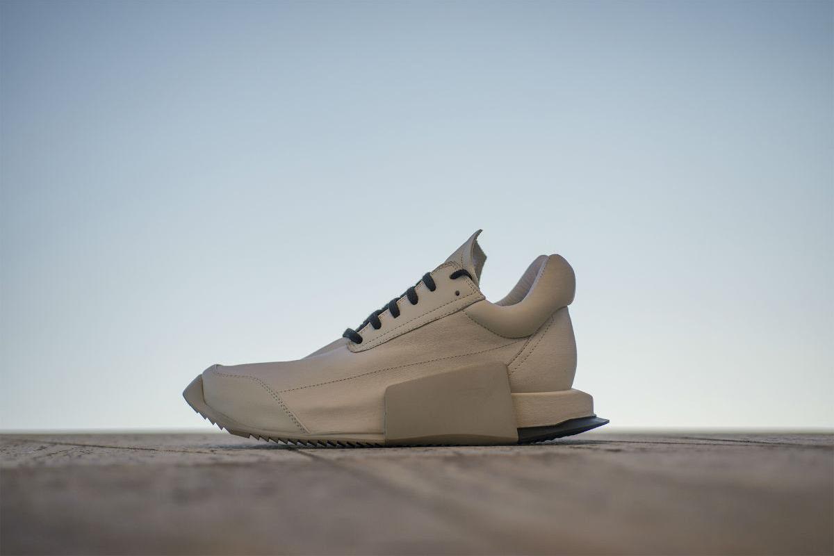 Rick Owens poursuit son esthétique audacieuse avec sa adidas RO «Walrus»
