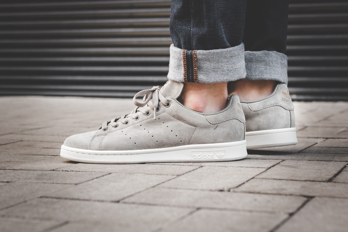 Voici la Adidas Stan Smith « Trace Cargo »