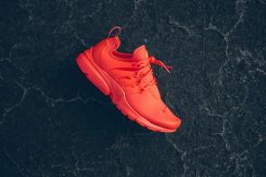 Voici pour vous mesdames, la flambante Nike Air Presto Premium «Max Orange»