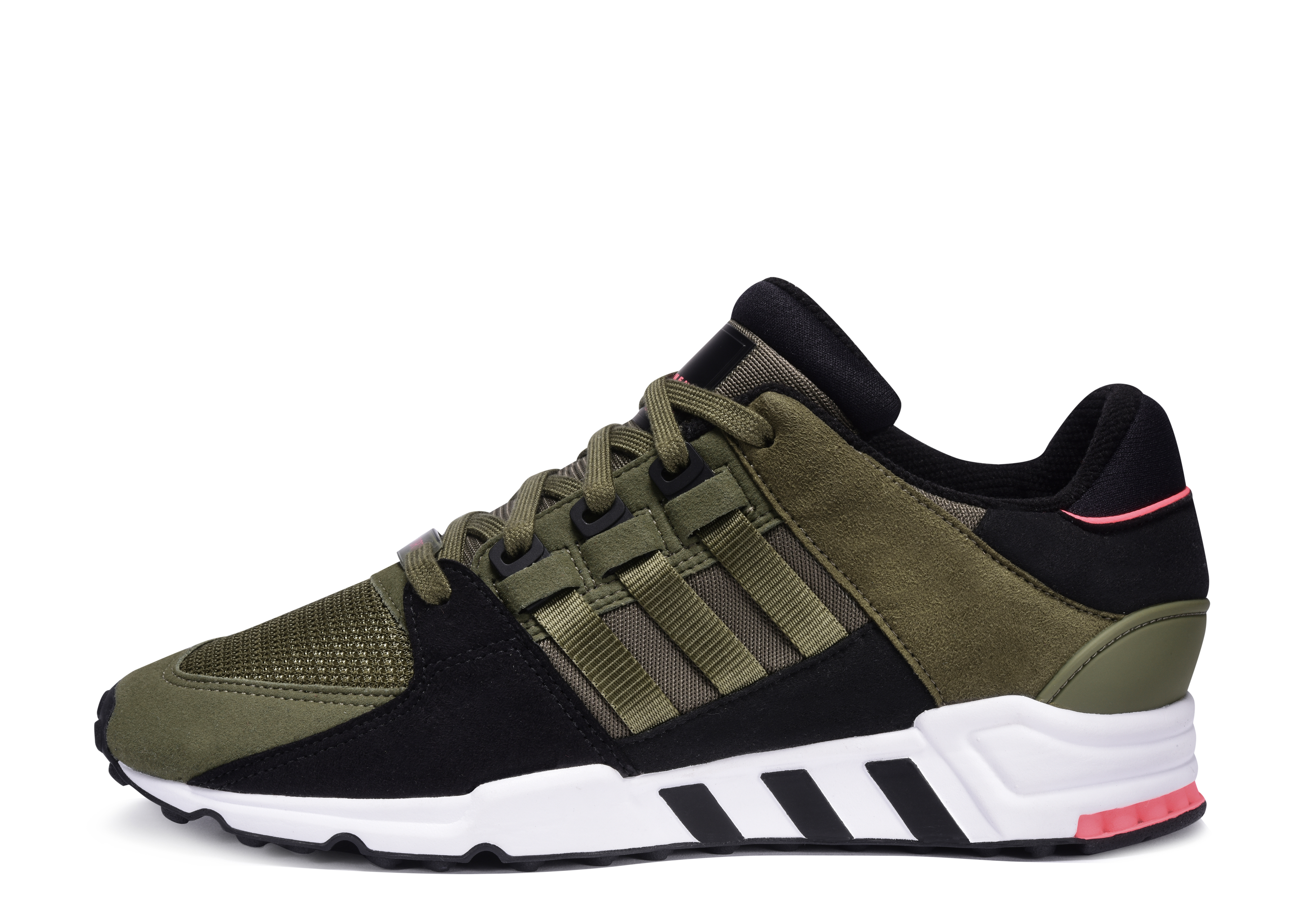 adidas EQT Support Olive CRG Black