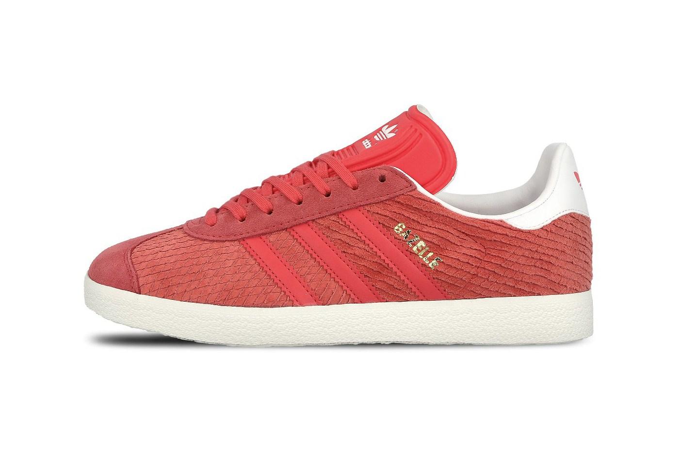 Adidas nous présente sa nouvelle Gazelle «Core Pink»