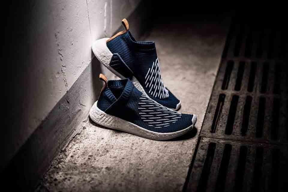 Premier aperçu de la Adidas NMD City Sock 2