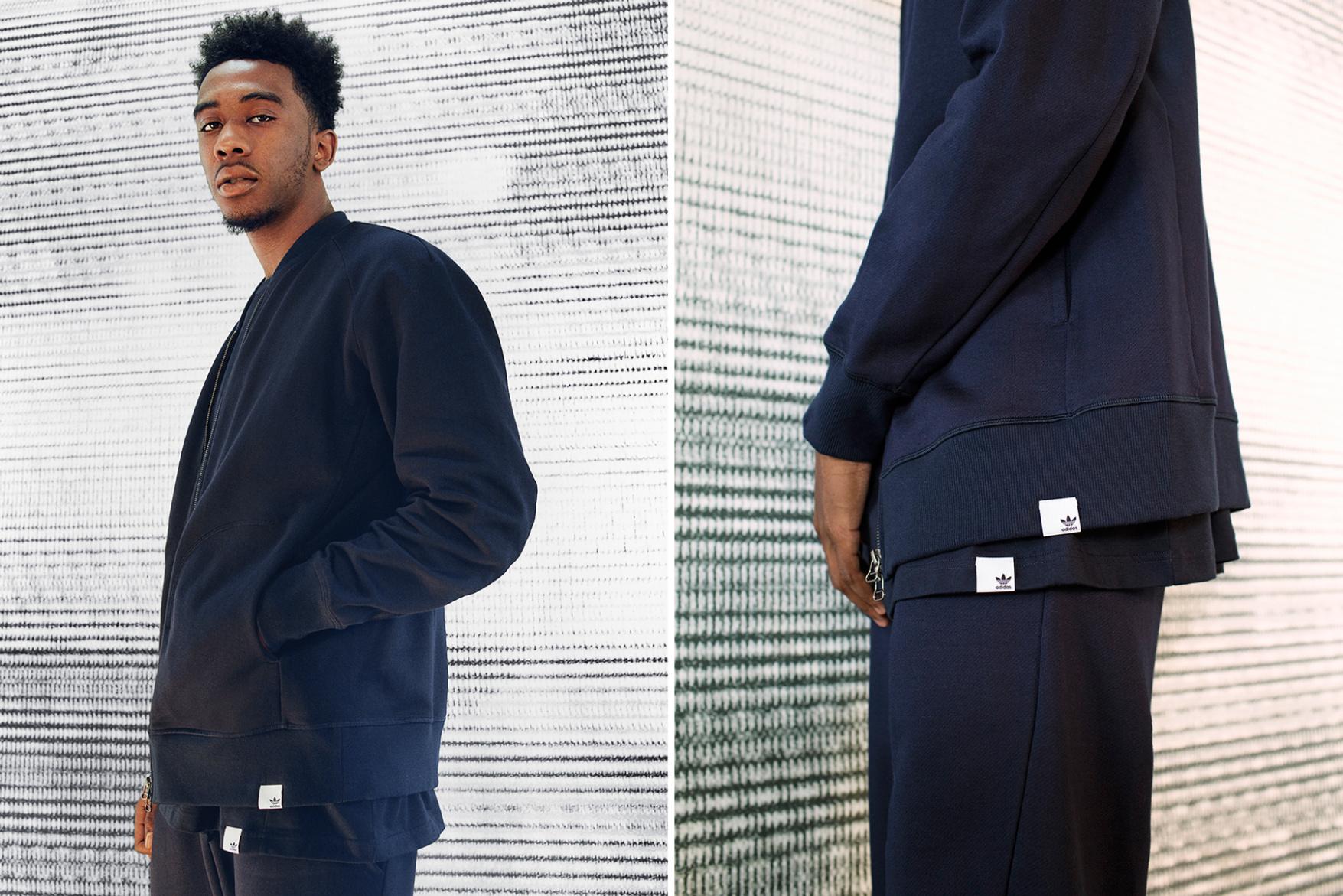 Adidas Originals lance Xbyo, une ligne sportswear avec Desiigner comme égérie