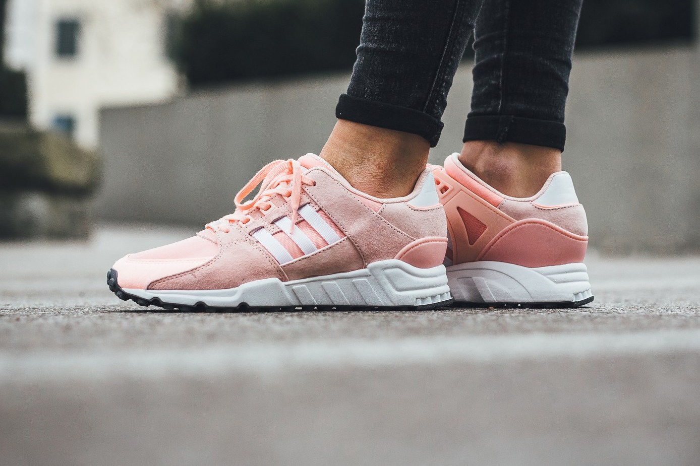 La dernière Adidas Originals EQT Support RF totalement girly