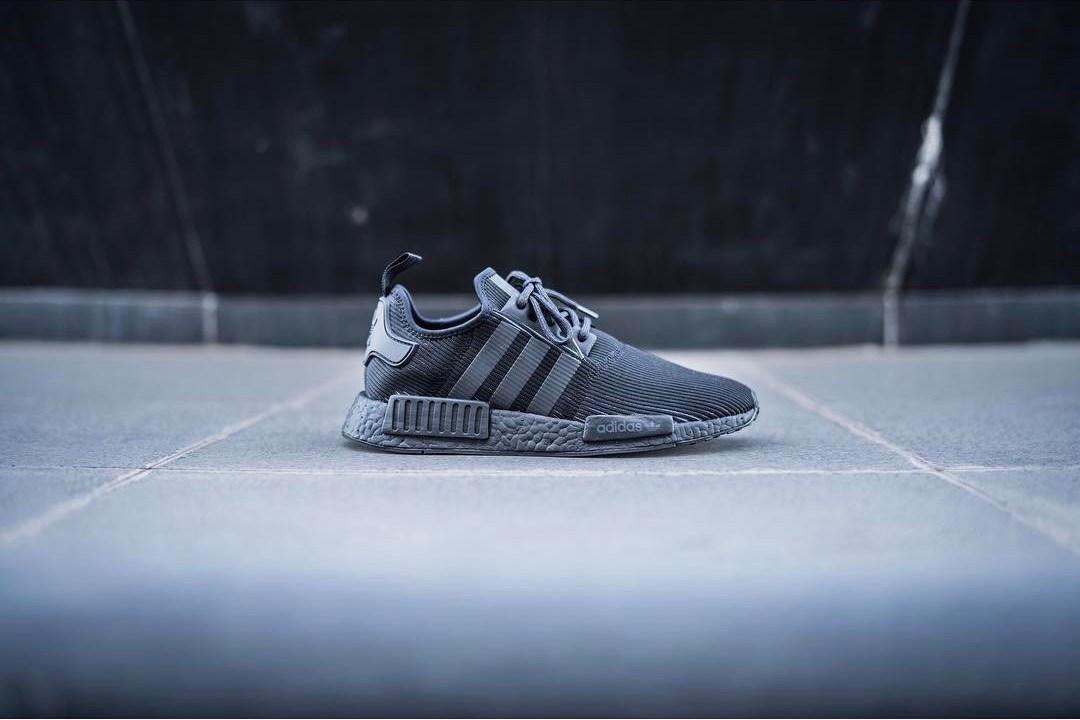 La Adidas Originals NMD R1 évolue dans une nouvelle matière
