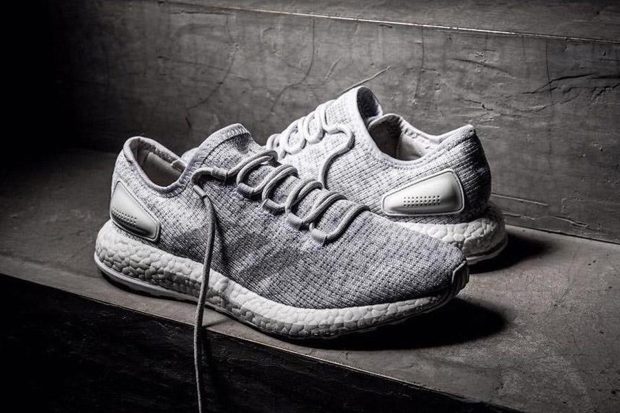 La Adidas Pure Boost se décline en cinq nouveaux coloris