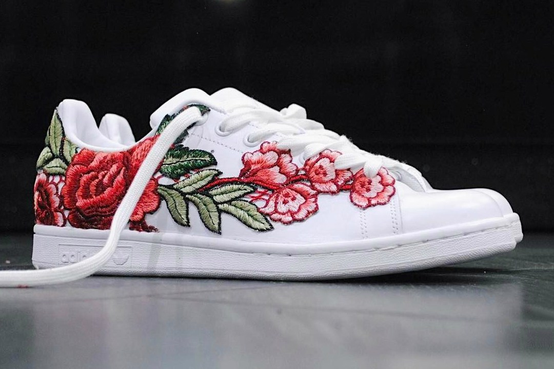 adidas-stan-smith-flowerbomb-custom-3