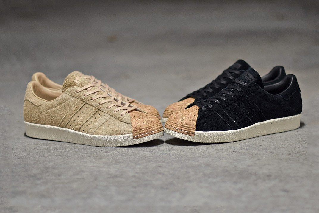 Adidas Originals dote sa Superstar de liège