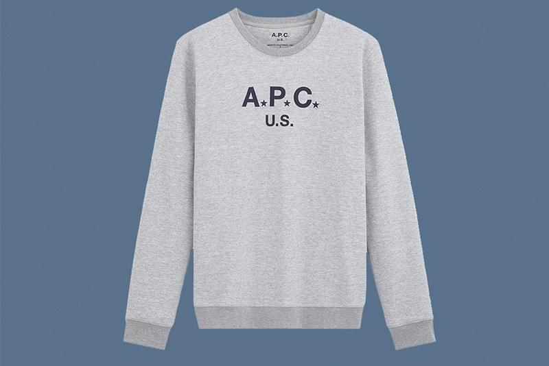 A.P.C. présente sa capsule «U.S.» made in Etats-Unis