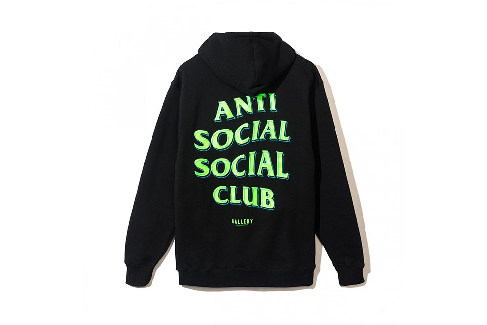 RSVP Gallery x Anti Social Social Club dévoilent leur collection capsule commune