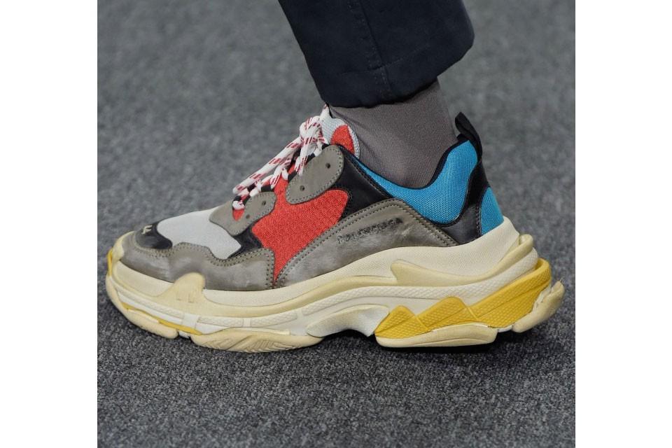 La nouvelle sneakers Balenciaga fait parler d'elle