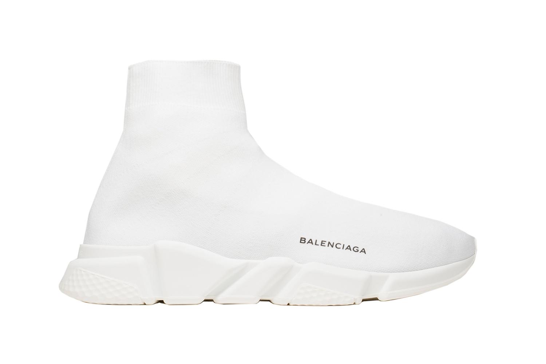 La Balenciaga Speed Trainer disponible dans deux nouveaux coloris