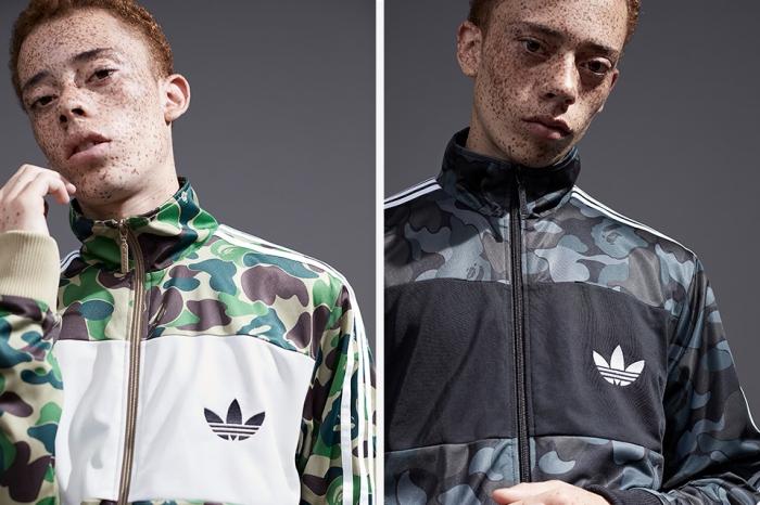 La collab' BAPE x Adidas Originals sort enfin en Europe