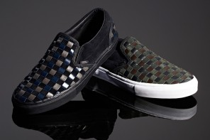 Une nouvelle collaboration Vans avec Barneys New York