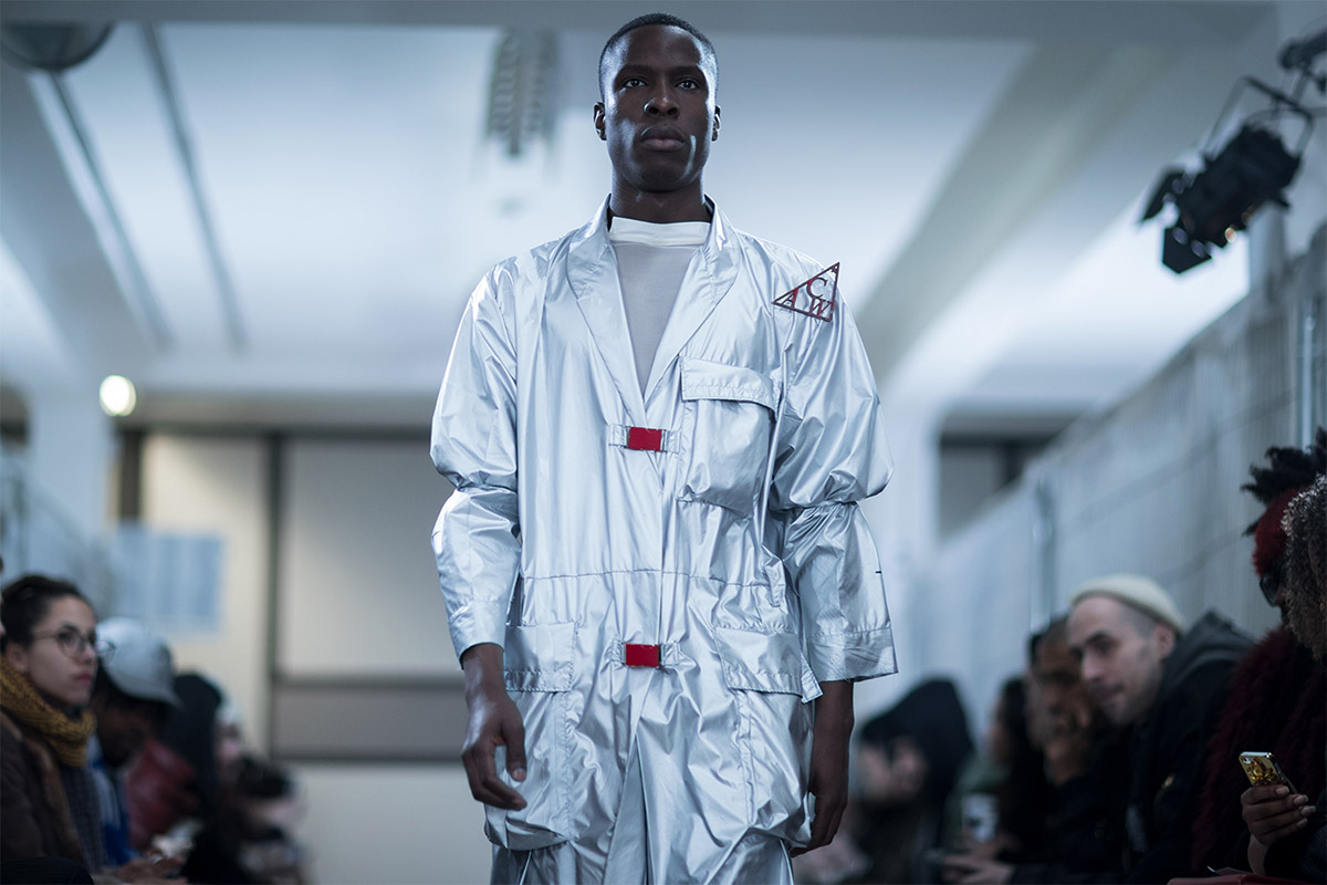 A-COLD-WALL* fait bonne première impression à la Fashion Week de Londres