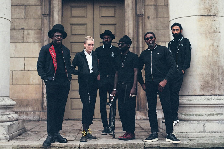 Fred Perry et Art Comes First vous font voyager en Jamaïque