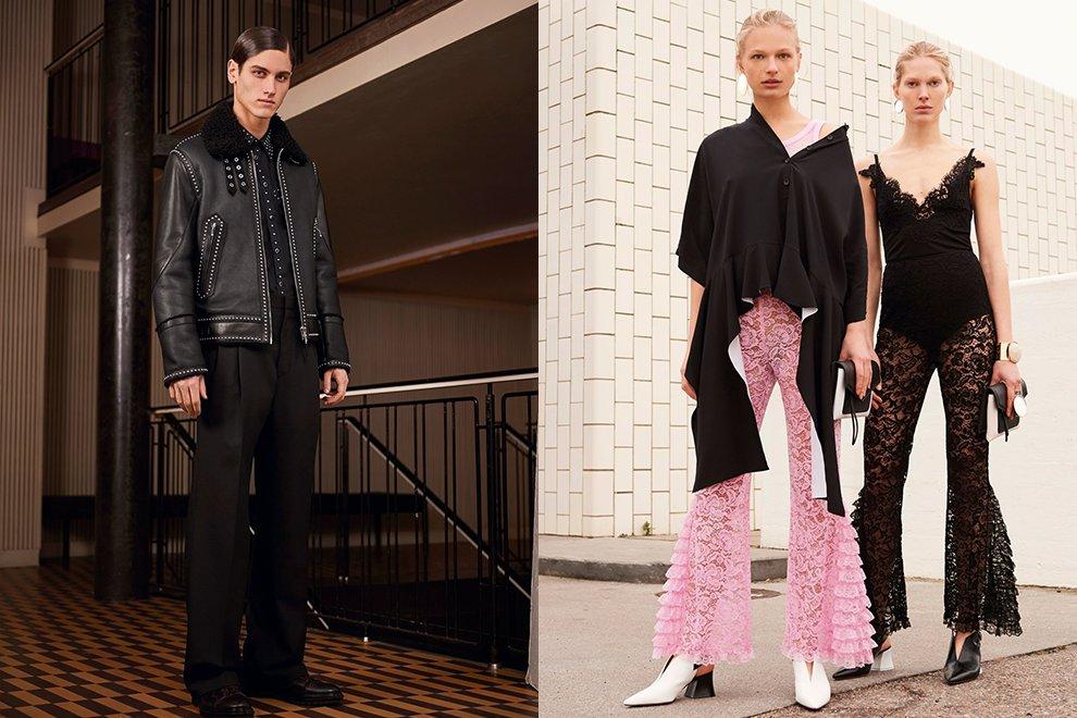 Givenchy met le cap sur Copenhague pour son lookbook Pre-Fall 2017