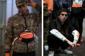 Heron Preston, le designer qui a collaboré avec Nike et Kanye West dévoile sa première collection à Paris