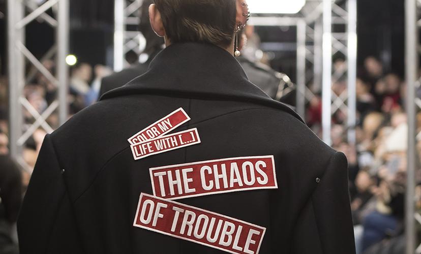 Icosae trouve son inspiration dans le «chaos des ennuis»