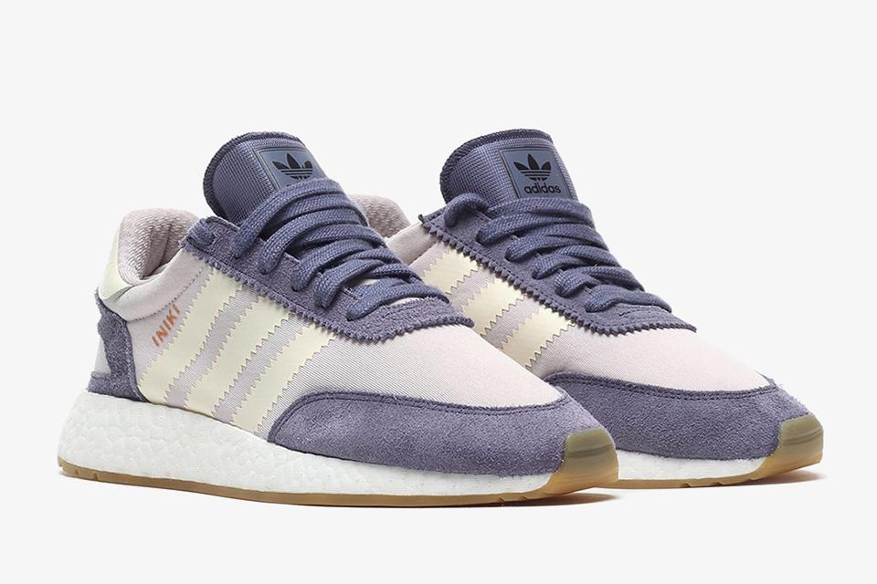 Adidas lance deux nouvelles Iniki Runner Boost