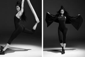 Kylie Jenner dans la dernière campagne de Puma