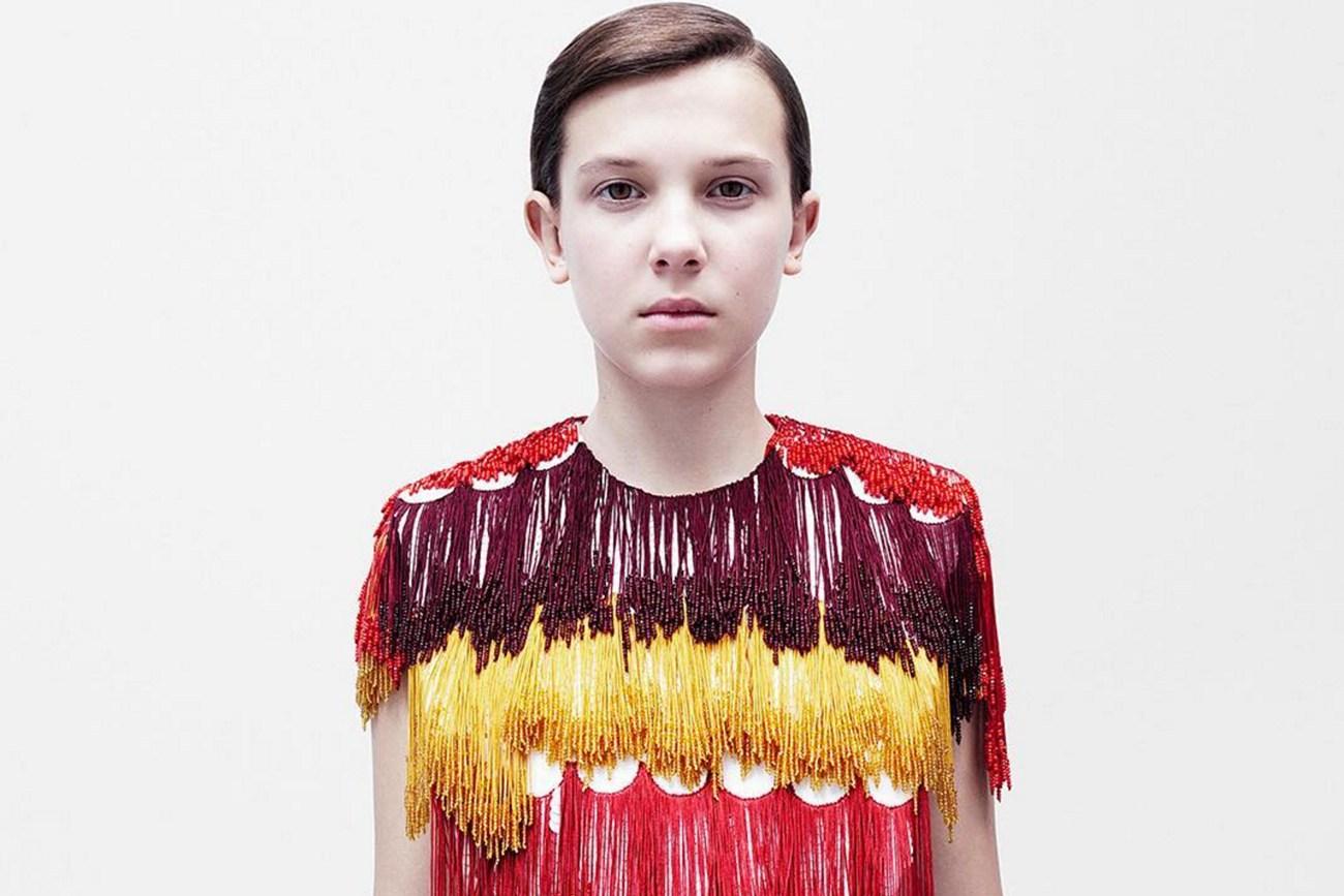 Voici les looks de la première collection de Raf Simons en tant que directeur artistique chez Calvin Klein